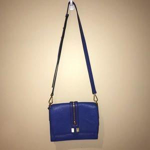 Rebecca Minkoff Cobalt Blue Crossbody Purse